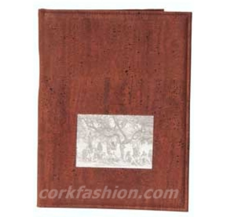 A4 notebook cover (model RC-GL0801001021) from the manufacturer Robcork